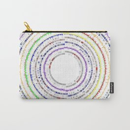 Genome Circles 3 Carry-All Pouch