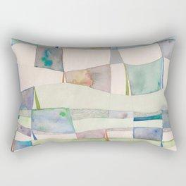 The Clothes Line Rectangular Pillow