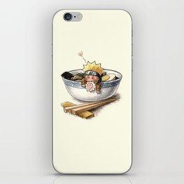 Naruto Ramen iPhone Skin