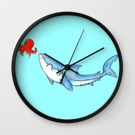 Octo Buddy Wall Clock