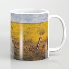 South Dakota Fields Coffee Mug