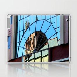 My Favorite Church Window Laptop & iPad Skin
