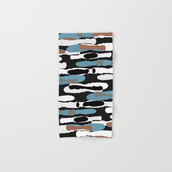 Camouflage III Hand & Bath Towel