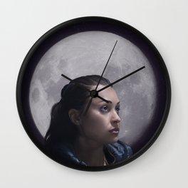 Raven Reyes Wall Clock