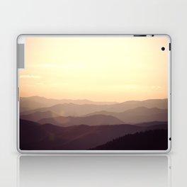 Smokier Mountain Laptop & iPad Skin