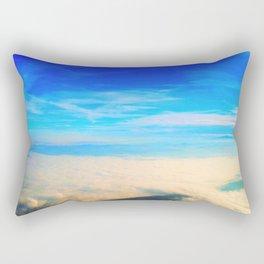 Sky love Rectangular Pillow