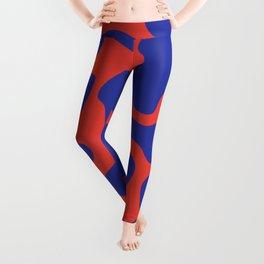 Camouflage Pattern Design Leggings
