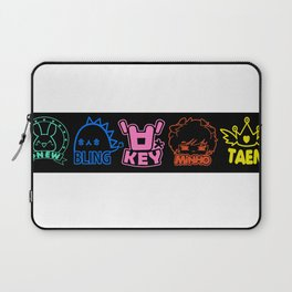 SHINee World III Characters Laptop Sleeve