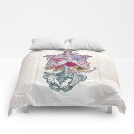 La Vita Nuova (The New Life) Comforters