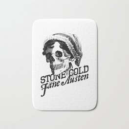 Stone Cold Jane Austin Bath Mat