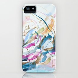 Surf Lessons iPhone Case