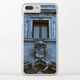 Chiesa Santa Maria in Trivio a Roma Clear iPhone Case