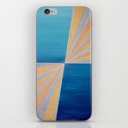 Metallurgy iPhone Skin