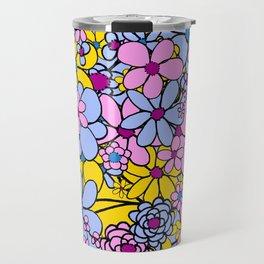Flowers for You Travel Mug