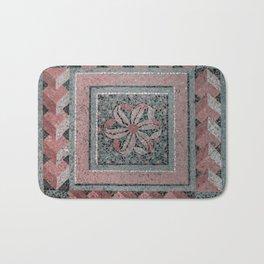 Architectual Mosaic Bath Mat
