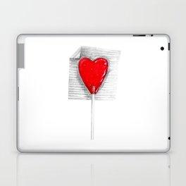 Lollipop Heart Laptop & iPad Skin