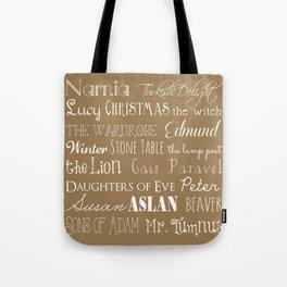 Narnia Celebration - Tortilla Tote Bag