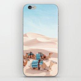 Marrakech iPhone Skin