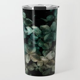 Flowers pattern - v2 Travel Mug