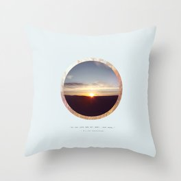 If you Love... Throw Pillow