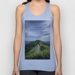 road to heaven Unisex Tank Top