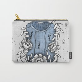 Plants World pt. 2 Carry-All Pouch