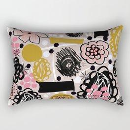 We go way back Rectangular Pillow