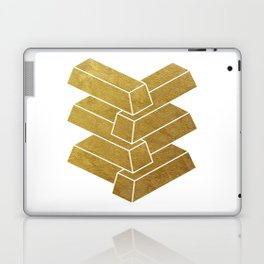 Illusory (white) Laptop & iPad Skin