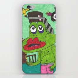 Chump Change iPhone Skin