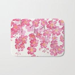 Weeping Cherry Blossom Bath Mat
