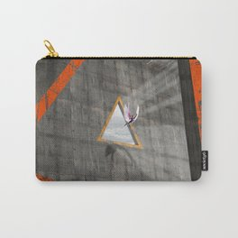 Locked angel Carry-All Pouch