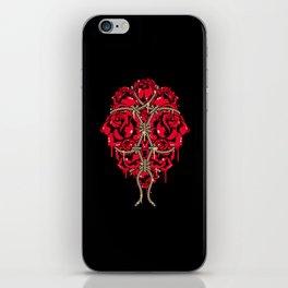 BOUND ROSES iPhone Skin