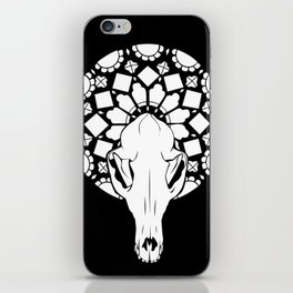Disciples Series - XI White iPhone Skin