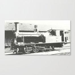 SBB Ed 4/4 Nr. 7592 Canvas Print