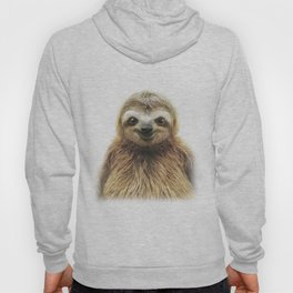 Young Sloth Hoody