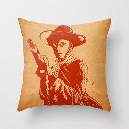 Virgulino Throw Pillow