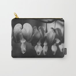 Bleeding Hearts Growing In The Wild Carry-All Pouch