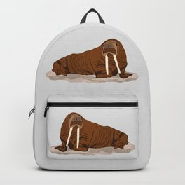 Pacific Walrus Backpack