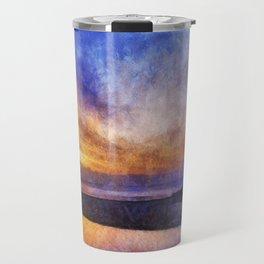Talacre Lighthouse Travel Mug