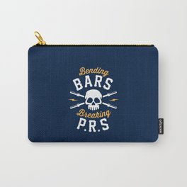 Bending Bars Breaking PRs Carry-All Pouch