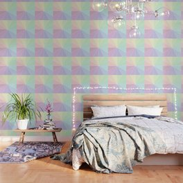 Pastels Summer Rainbow Wallpaper