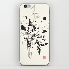 Composition #1 2016 iPhone Skin
