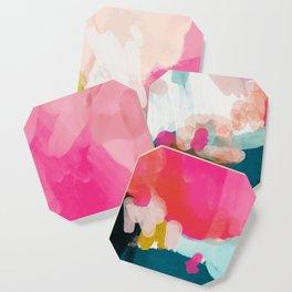 pink sky Coaster