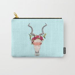 FRIDA SKULL Carry-All Pouch