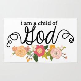 Child of God Rug