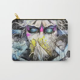 Hypnagogia Carry-All Pouch