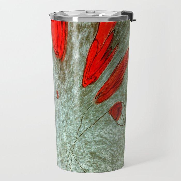 Callalillies Travel Mug