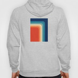 Retro 70s Color Palette III Hoody