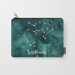 Sagittarius constellation Carry-All Pouch