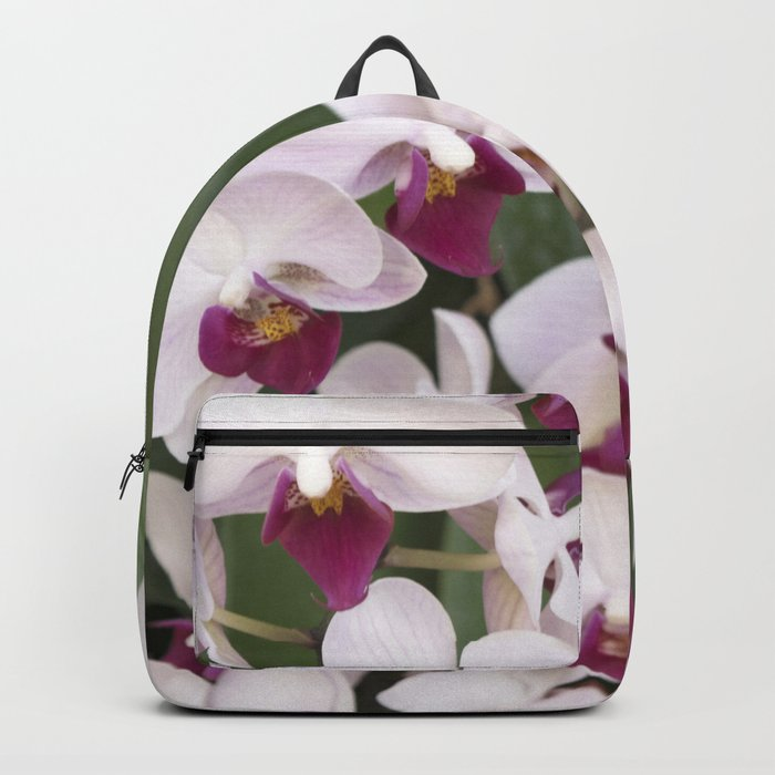 Longwood Gardens Orchid Extravaganza 1 Backpack